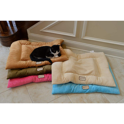 Armarkat Pet Bed Mat Pillow for Cats and Small Dogs, 27-Inch L or 35-Inch L