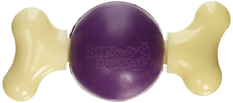 Busy Buddy Bouncy Bone, Medium - Peazz Pet