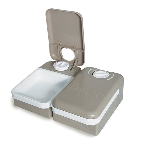 PetSafe PFD11-13706 2 Meal Feeder - Peazz.com