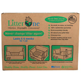 Litter One LITTER1KIT Cat Litter Kit