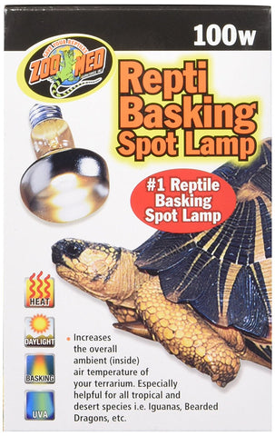 100 Watt Repti - Bask Inc Day Bulb (SL-100)