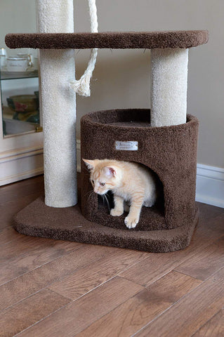 Armarkat Premium Cat Tree Model F3703 Chocolate