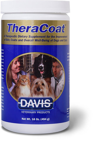 TheraCoat Dietary Supplement For Dogs & Cats, 400 g - Peazz Pet