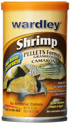 2 Quantity of Shrimp Pellets 5oz (94) - Peazz Pet