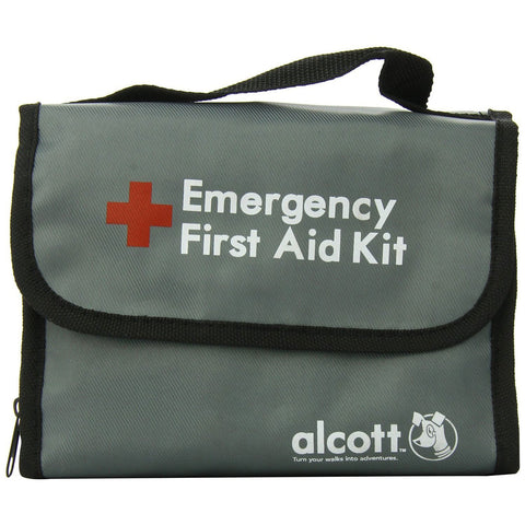 Alcott HLT-EX-OS-FA Explorer Pet First Aid Kit