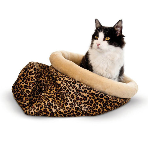 K&H Pet Products KH3495 Self Warming Kitty Sack