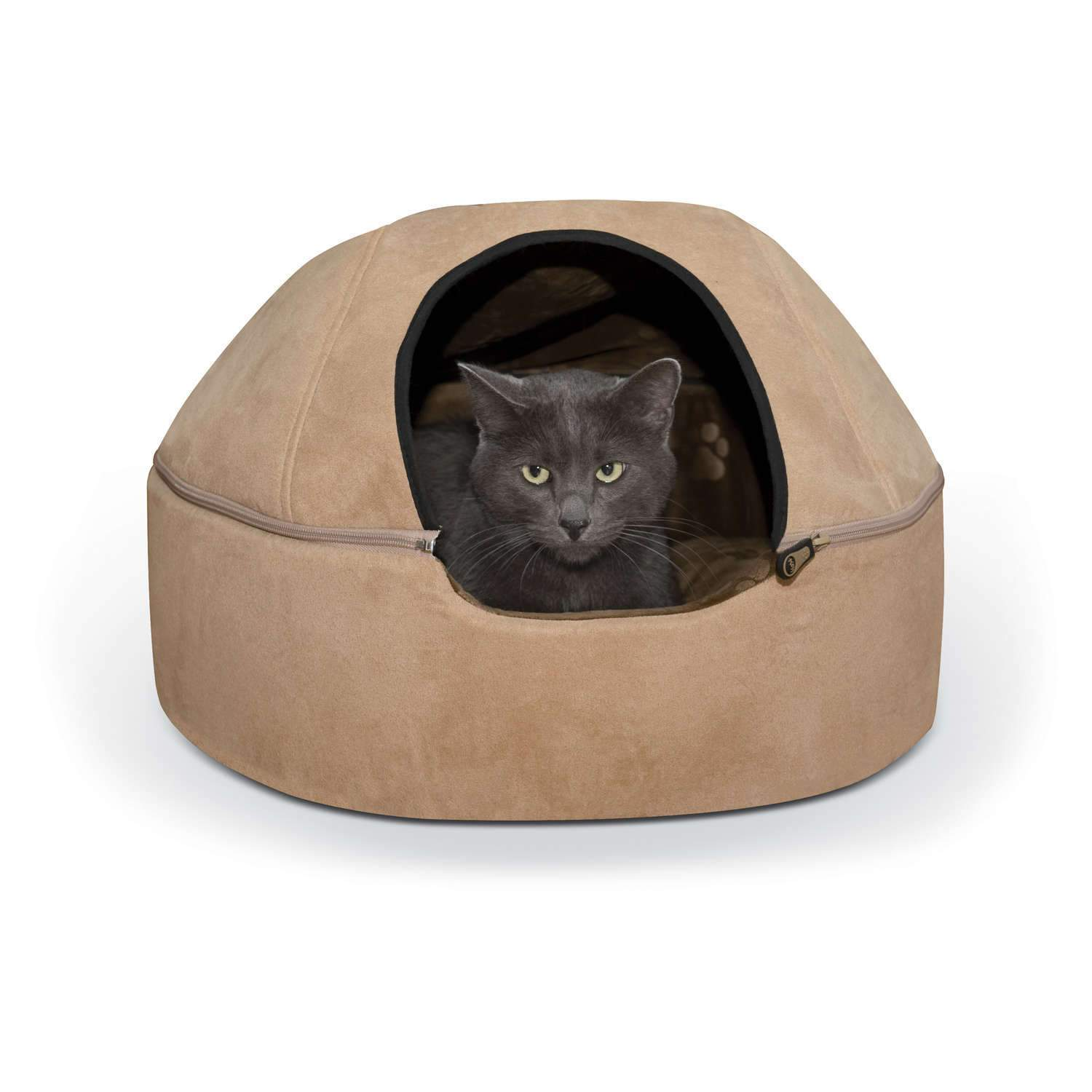 K&H Manufacturing Kh3896 Kitty Dome Bed Unheated
