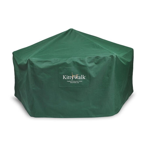 Kittywalk KWGAZOPC Outdoor Protective Cover for Kittywalk Gazebo