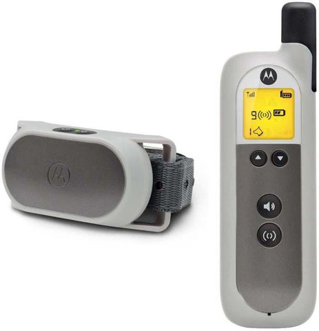 Motorola SCOUTTRAINER25 Dog Basic Remote Training System - Peazz.com