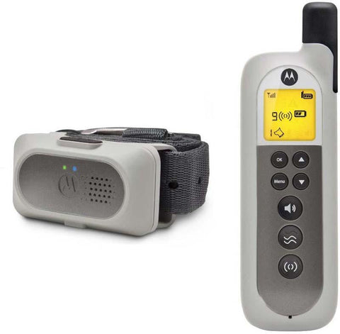 Motorola SCOUTTRAINER50 Dog Advanced Remote Training System - Peazz.com
