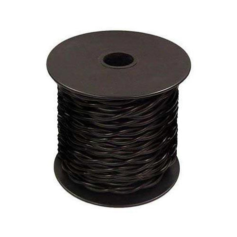 PSUSA T-18WIRE-100 100' Twisted Wire 18 Gauge Solid Core