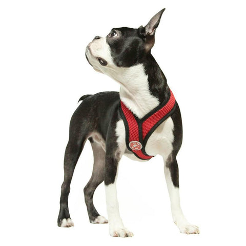 Gooby Pets #04110 Comfort X Harness  Red / Medium 04110-M-RED Harness