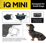 Dogtra iQ Mini Rechargeable Waterproof Mini Remote Dog Training E-Collar