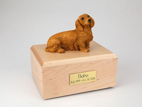 Forever Pets Dachshund Long-haired Brown Tr200-081 Figuri...