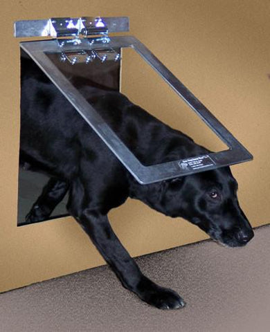 Gun Dog Heavy Duty Dog Door - Peazz Pet