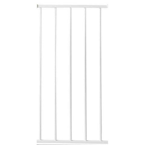 "Kidco 12 1/2"" G15 Gateway Extension White - White (G4110) - Peazz.com"