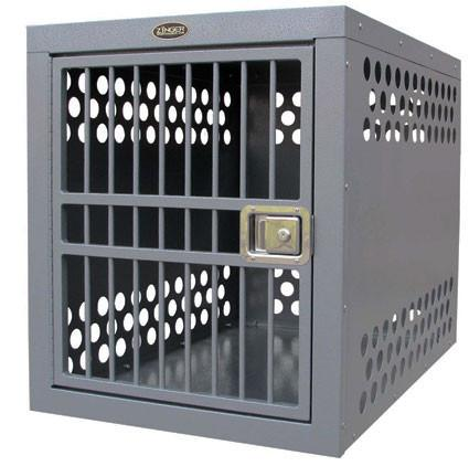 Zinger Deluxe 4000 Aluminum Dog Crate (16409) - Peazz Pet - 1