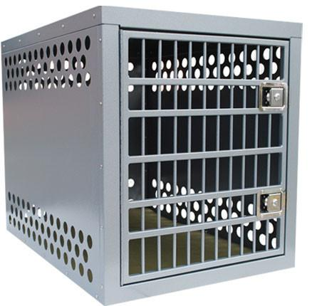Zinger Deluxe 5000 Aluminum Dog Crate (16417) - Peazz Pet - 1