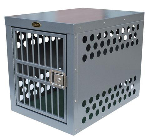 Zinger Deluxe 3000 Aluminum Dog Crate (16422) - Peazz Pet - 1