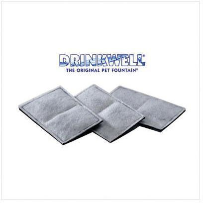 PetSafe PAC00-13067 Drinkwell Replacement Filters 3 pack - Peazz.com