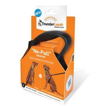 Thundershirt No Pull Retractable Leash Large - Peazz Pet