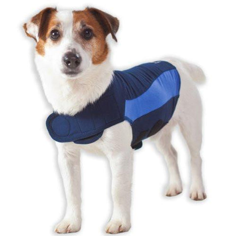 Thundershirt Small Blue - Peazz Pet