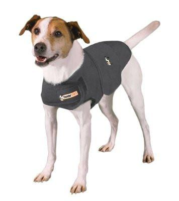 Thundershirt Small Grey - Peazz Pet