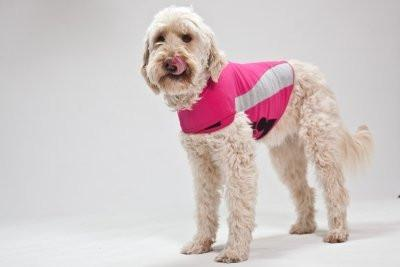 Thundershirt Extra Large Pink Polo - Peazz Pet