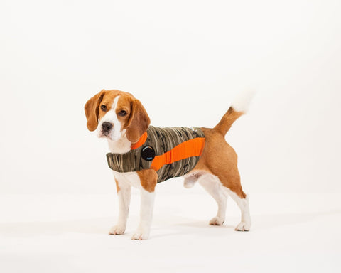 Thundershirt Extra Small Camo - Peazz Pet