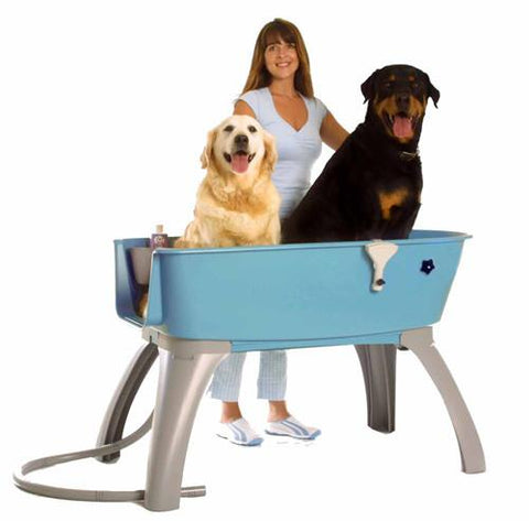 "Paws For Thought BB-XLARGE Booster Bath X-Large 50"" X 21.25"" X 15"" - Peazz Pet"