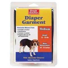 Brampton Diaper Garment Medium 15-35 Lb (10593)