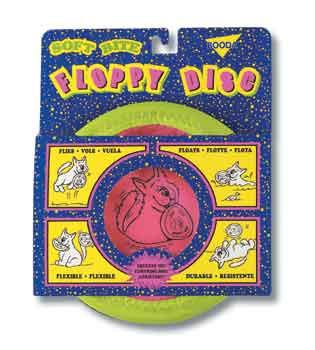 "10"" Soft Bite Floppy Flyer Disc (7025) - Peazz Pet"
