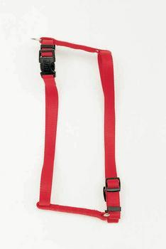 "C Nyl Adjustable Harness 3/4"" Medium - hunter - Peazz Pet"