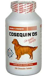 Cosequin DS for Medium/Large Dogs & Cats, 250 Chewable Tablets - Peazz Pet