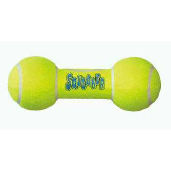 Air Kong Squeaker Dumbell Large Asdb1 (ASDB1) - Peazz Pet