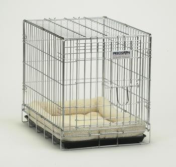 Prec Great Crate 19x12x15 Chrome - Peazz Pet