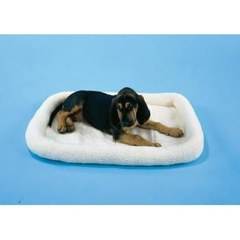 "Prec Snoozy Fleece Bed 25x20"" - Peazz Pet"