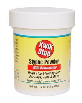 Kwik Stop Stypic Powder 1.5oz - Peazz Pet
