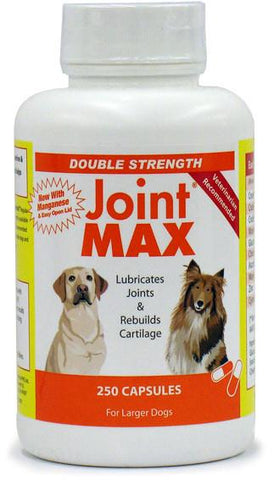 Joint MAX DS (Double Strength) 250 Capsules - Peazz Pet