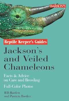 To Jackson & Veiled Chameleons - Peazz Pet