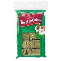 Kaytee Timothy Cubes 1lb 6cs (100032126) - Peazz Pet