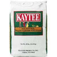 Kaytee Walnut Bedding 25lb - Peazz Pet