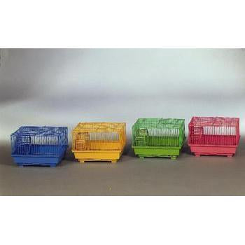1 Story Pastel Bar Hamster Cage (4pc) (2000C) - Peazz Pet