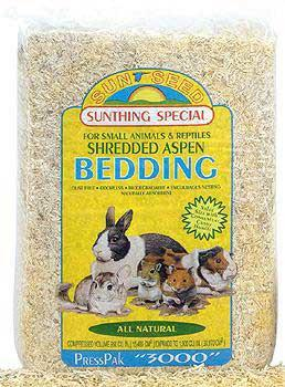 "Aspen Bedding 3000"" (4pc) - Peazz Pet"