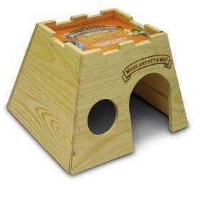 Woodland Get - a-way Houses Large (100079150) - Peazz Pet
