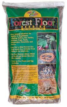 ZooMed Forest Floor Red Cypress Bedding 24 Quart (cm-24)