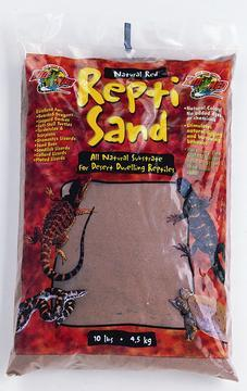Repti - sand Substrate - Natural Red 10lb (SR-10)