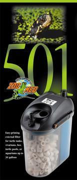 ZooMed Turtle Clean 501 External Canister Filter (tc-30)