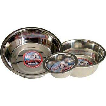 10 Quart Standard Stainless Dish - Peazz Pet