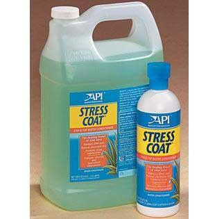 Stress Coat With Pump Top 16oz (85F) - Peazz Pet